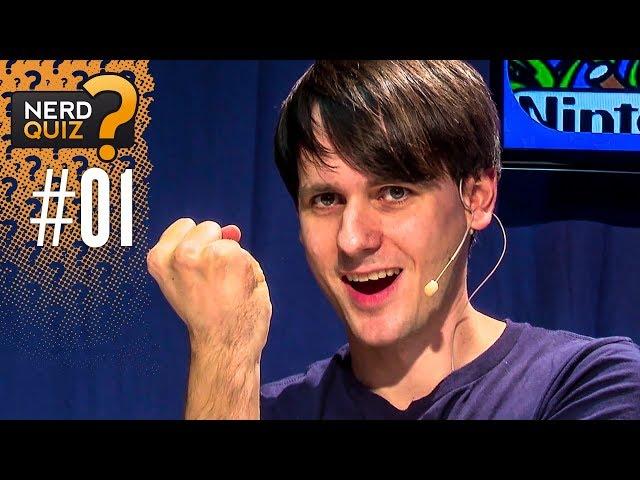 Nerd Quiz 6.0  Runde 1 в Budi vs. Tobi Escher vs. Steffen
