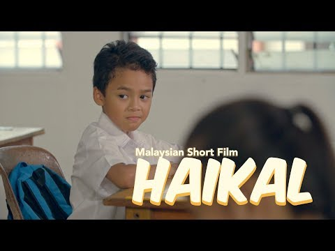 Haikal | Malaysian Short Film (ENG and MALAY SUBTITLES)