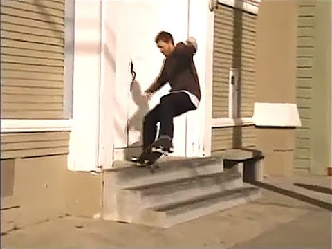 Van Wastell Transworld Right Foot Forward 2009