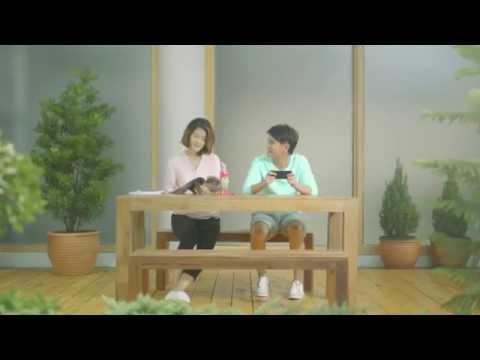Oishi Love AR บอกรักแบบล้ำๆให้แม่รู้ว่าเลิฟๆ