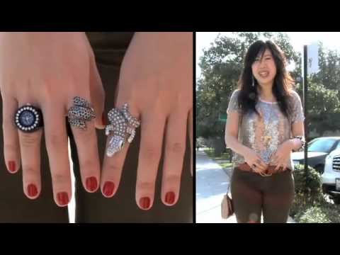 Fashion Flipbook Sequins Street Style Look Of The Day