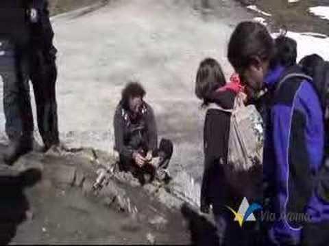 Educazione ambientale sulla Via Alpina in Val di Fassa – 1