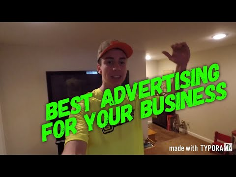 Best Advertising for Lawn Care Business