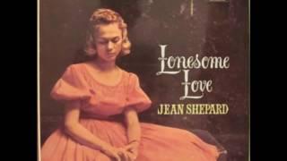 Watch Jean Shepard Youd Better Go video