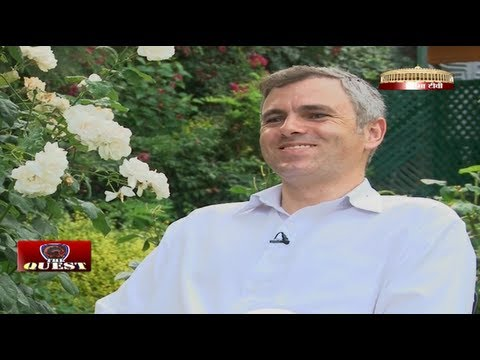 Omar Abdullah in 'The Quest'