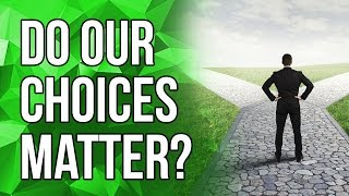 Do Our Choices Matter? (Predestination vs. Free Will) — Ted Shuttlesworth Jr. // Truth For Life #28