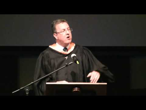 Dr. George Grant - Franklin Classical School Commencement 2011