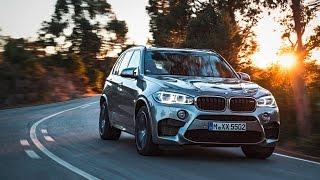 BMW X5 M Тест Драйв от Давидыча