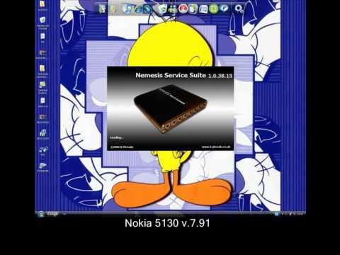 Actualizacion del firmware del nokia 5130 a la version 7.91