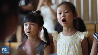 Amazing voices of hearing-impaired children
