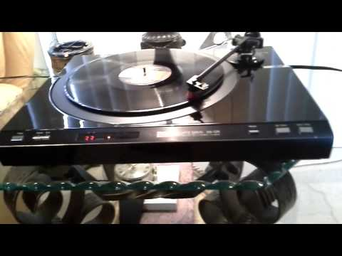 Rare as hell, Sansui XR-Q9 turntable