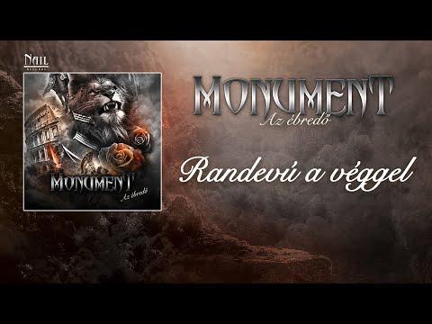 Monument - Randevú a véggel (Hivatalos szöveges videó / Official Lyric Video)