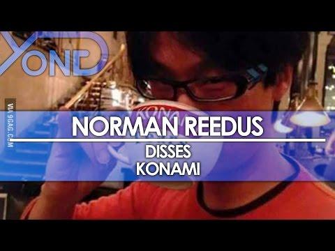 Norman Reedus Disses Konami