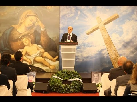 Samir Geagea Press conference - Saydet Al Najet Remembrance Day - Prime time news