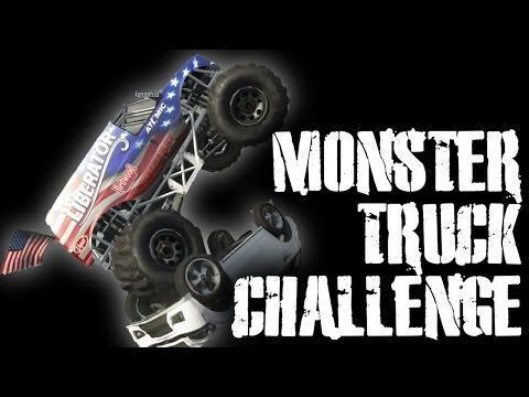 Gta Online: Monster Truck Challenge! Let's Play Grand Theft Auto Online video