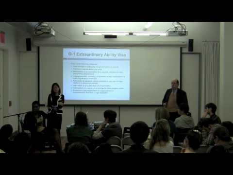 Visa Application and Legal Issues for Immigrant Artists  clip31