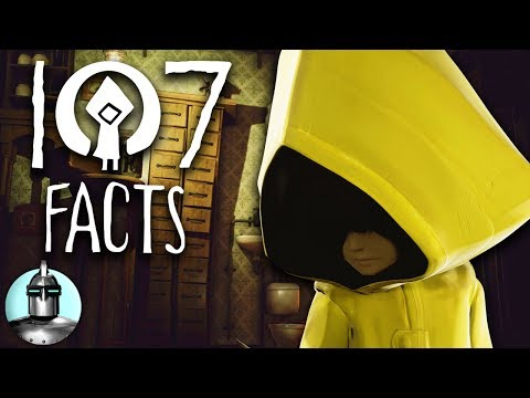 107 Little Nightmares Facts You Should Know! | The Leaderboard