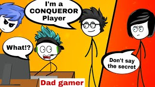 What if a gamer dad is pubg pro player