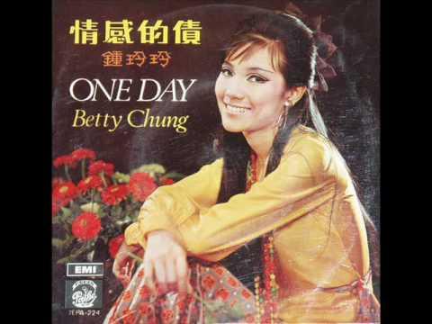 Hong Kong actress cum singer Betty Chung