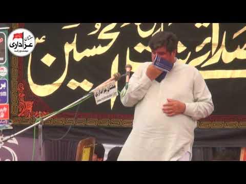 Zakir Syed Aamir Abbas Rabani | Majlis 11 May 2018 | Jalsa Zakir Ghulam Abbas Mesam |