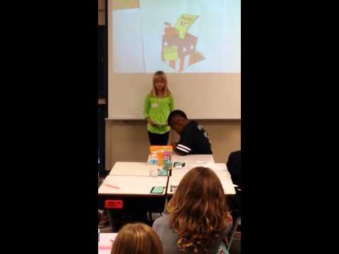 5th grade campaign speech
