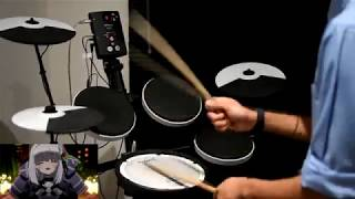 Clockwork Planet ED Full -【Anti-Clockwise】by After the Rain - Drum Cover