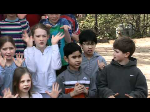Worldwide Children's Peace Round - Pine Hill Waldorf School U.S.A. - 06/09/2011