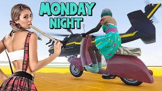LIVE - MONDAY NIGHT FUN - COME JOIN US ( GTA 5 ONLINE PS4 )