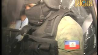 VIDEO of Clifford Brandt captured, taken into custody by Haitian Police