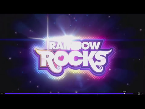 My Little Pony: Equestria Girls 2 - Rainbow Rocks - Trailer
