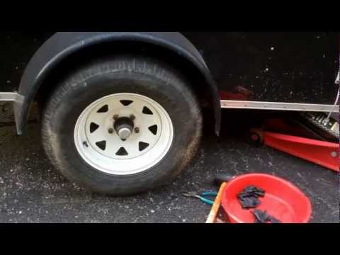 How to Repack Trailer Bearings and Seals (Part 2 of 2)