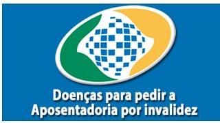 Doenças que concedem Aposentaria por Invalidez no INSS