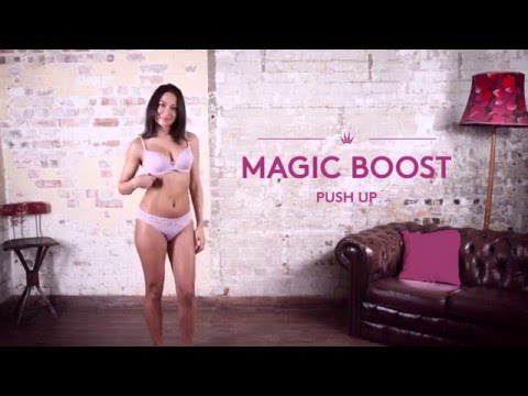 Triumph  Magic Boost Push Up