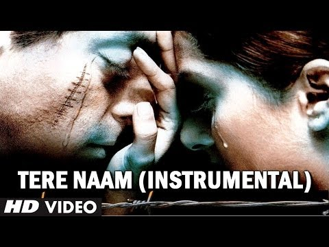 Tere Naam Title Video Song (hawaiian Guitar) Instrumental | Salman Khan, Bhoomika Chawla video