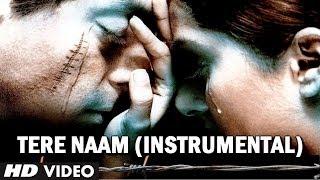 Tere Naam Title Video Song (Hawaiian Guitar) Instrumental   Salman Khan, Bhoomika Chawla