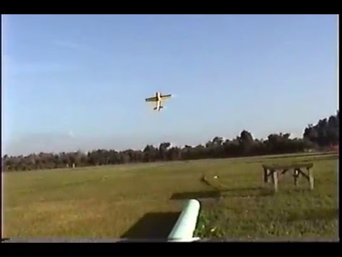 Extreme Flight RC- Summer Flying in Winter