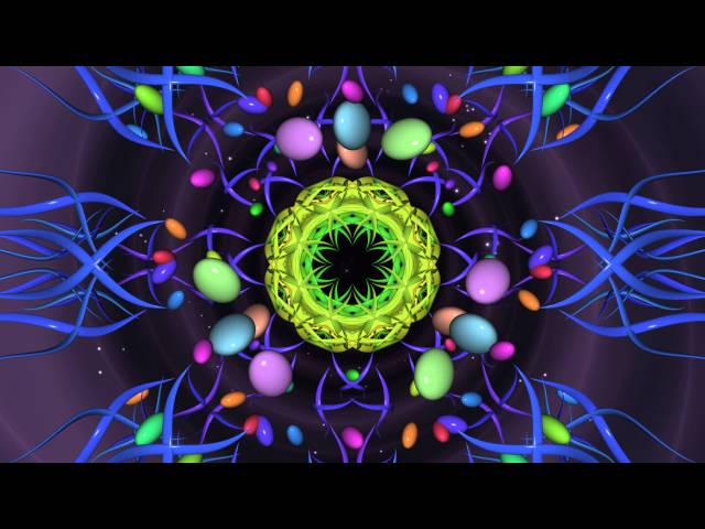 Meaning Of Life - Music by Rameses B, Visual Music by Chaotic