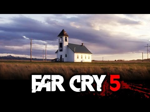 Far Cry 5 - OFFICIAL TEASER TRAILER REVEALED!  New Gameplay Event!  (Far Cry 2017 Game)