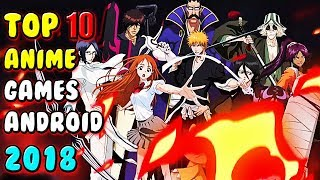Best Anime Games For Android 2018 ( #3 )