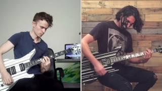 Stone Sour   Rose Red, Violent Blue (DUEL GUITAR COVER W/SOLO NEW SONG 2017)