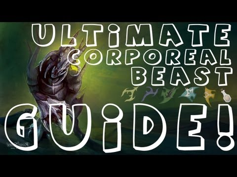 RuneScape Ultimate Corporeal Beast Money Making Guide 2013 RS3| July 2013 Boss Money Making