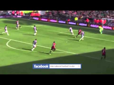 West Bromwich 5-5 Manchester United Highlights 19/05/2013