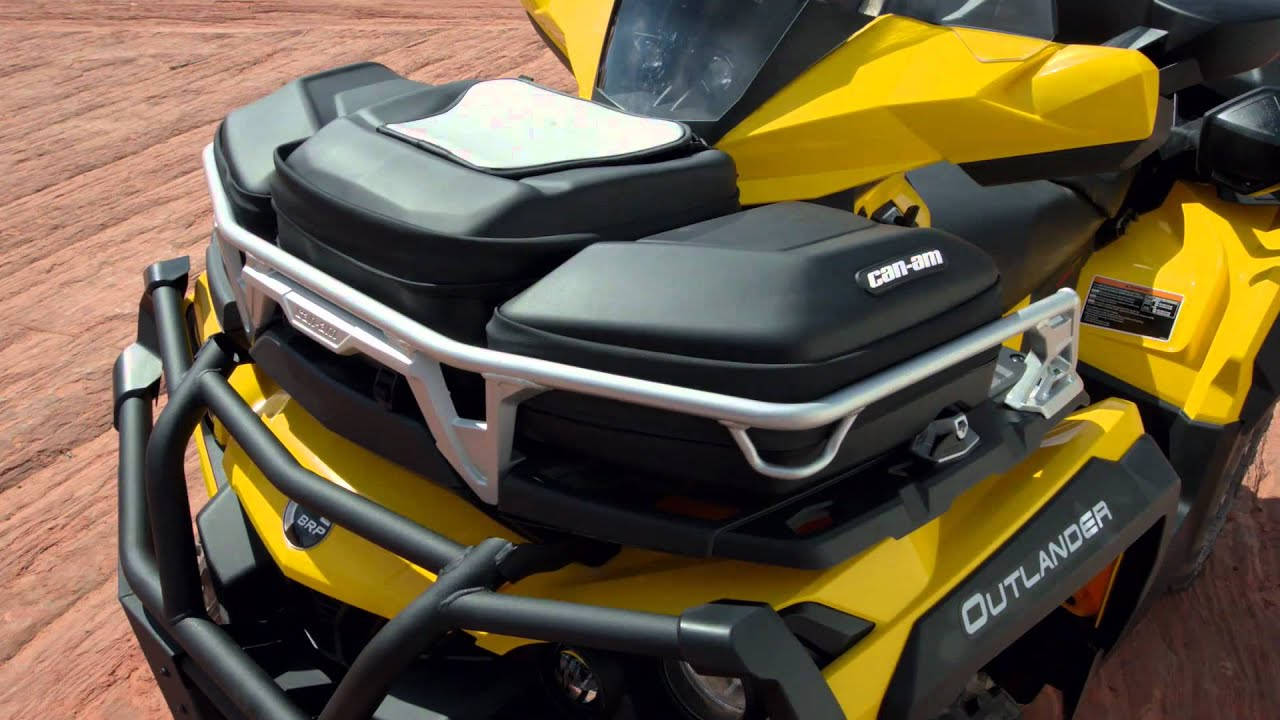 Gear And Accessories For Can Am Outlander Max Atv Youtube