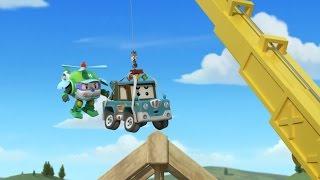 Робокар Поли - Приключение друзей - Все любят цирк (мультфильм 29 в Full HD)