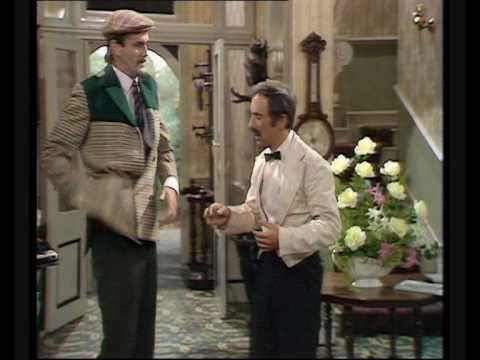 Fawlty Towers: Basil versus Manuel