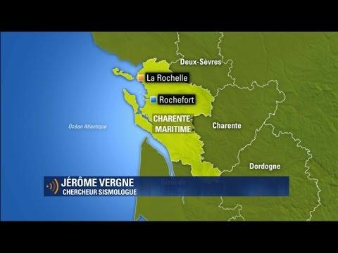 Charente-Maritime: pourquoi ce séisme de magnitude 5?