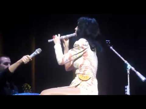 A Katy Perry le falló el playback