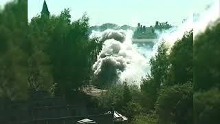 Vuurwerkramp Enschede 13-05-2000 (Alle beelden real-time) HQ