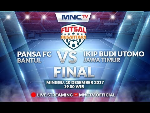 download lagu PANSA FC BANTUL VS IKIP BUDI UTOMO JAWA TIMUR  - FT : 4 - 2 Liga Futsal Nusantara 2017 gratis