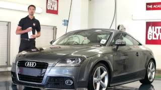 How to use Autoglym Aqua Wax, the fastest way to wax your car